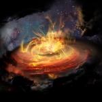 Una Protostella nel Caos...Magnetico