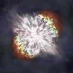 Una Rara, Antica Supernova Superluminosa