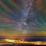 Arcobaleno Notturno sulle Azzorre