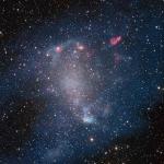 Nel cuore delle nursery stellari con ALMA
