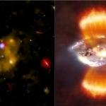 Superbolle attorno a buchi neri nell'Universo primordiale