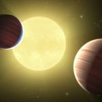 Due nuovi pianeti per la stella HD 27894