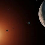 TRAPPIST-1 è più antico del Sistema Solare