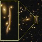 Un Serpente Cosmico per Rivelare Antiche Galassie