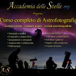 Corso completo di Fotografia Astronomica