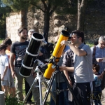 il Sole e Venere dall'Appia Antica - resoconto