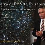 Conferenza di Cesare Barbieri: La Ricerca della Vita Extraterrestre