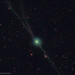 Quasi tre code per la Cometa Encke