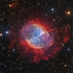 M27: la Nebulosa Manubrio