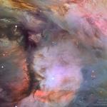 Gas, Polveri e Stelle in Orione