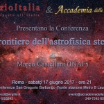 Conferenza di Marco Castellani