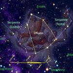 L'Ofiuco e le costellazioni dello Zodiaco