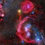 Un Eccezionale Mosaico di Orione