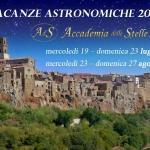 Vacanze Astronomiche in Toscana