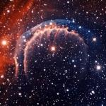 Un'antica nube in mezzo alla Galassia