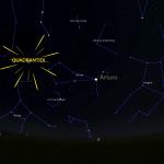 Quadrantidi, le stelle cadenti di gennaio
