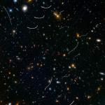 Asteroidi come Scie Nell'immensità del Cosmo