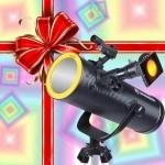 Regalare un telescopio per Natale? Consigli sotto i 100 e i 200 euro.