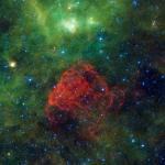 Un'Antica Supernova
