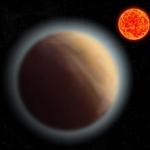 L'atmosfera di una Super-Terra