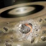 Collisioni nei Dischi Stellari