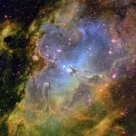 Il Carburante per Formare Stelle nelle Galassie