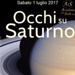 Occhi su Saturno 2017