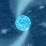Spirali nel Vento Stellare della Supergigante Zeta Puppis