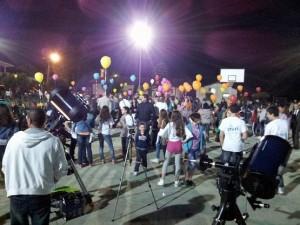 Astronomia a scuola, una festa delle stelle dell'Accademia delle Stelle