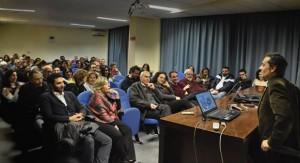 Una conferenza pubblica di Astronomia di Paolo Colona