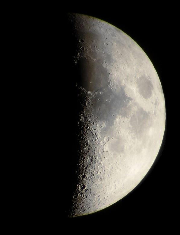 Luna afocale