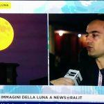 Paolo Colona, direttore di Accademia delle Stelle, in diretta su RaiNews