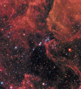 Resto della supernova 1987A