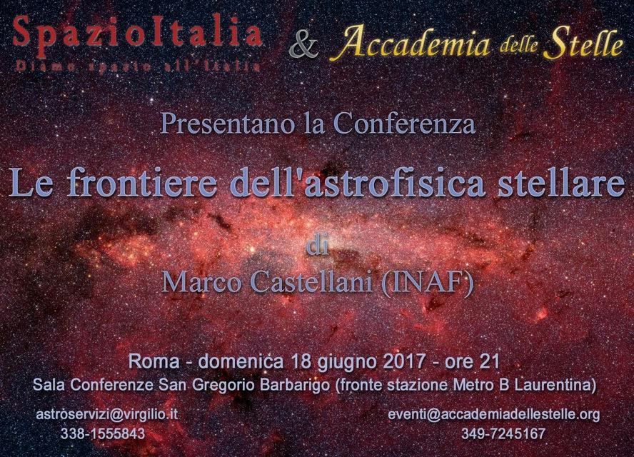 Conferenza Marco Castellani