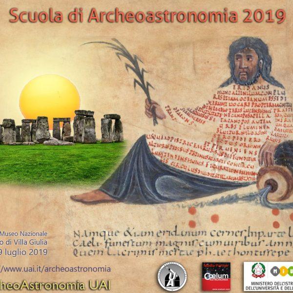 Archeoastronomia 2019