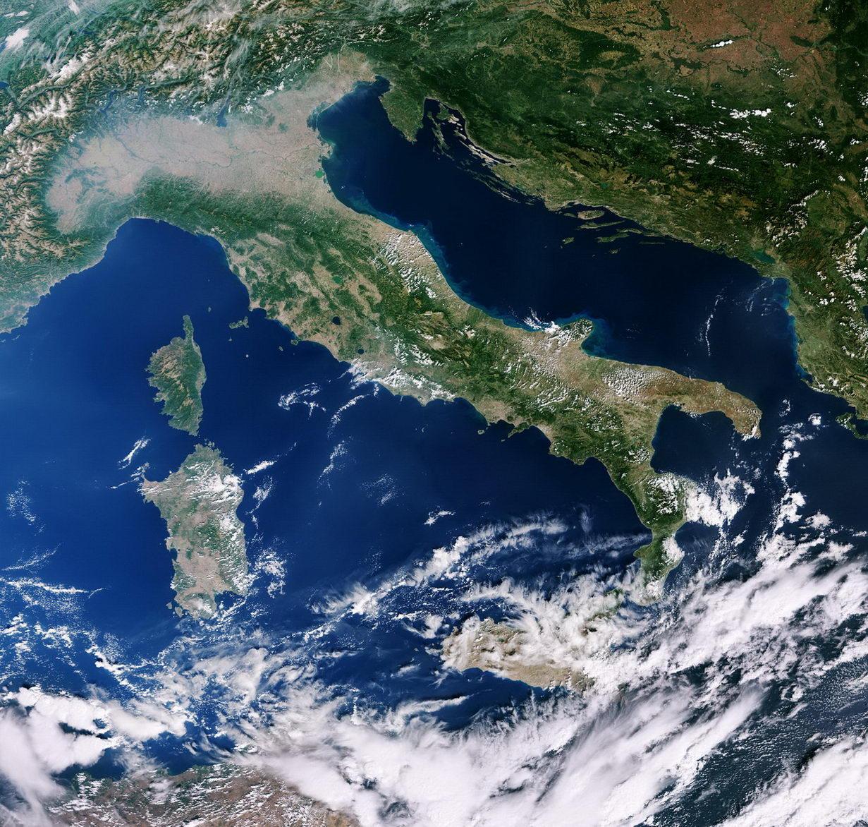 Italia+Mediterraneo