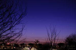 Mercurio e Venere