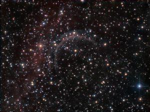 La Nebulosa Planetaria HDW 3 ripresa da Jim Shuder.