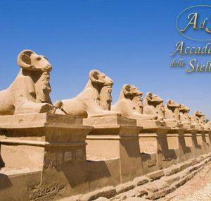Sfingi Ariete di Karnak