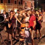 Un altro telescopio a Ostia Antica mostra l'evento agli innumerevoli curiosi accorsi per l'occasione!