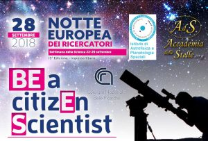 Notte Europea Artov 2018