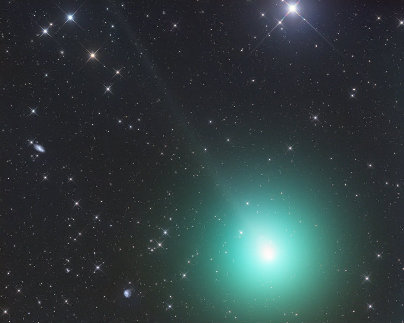 Risultati immagini per cometa di natale 2018